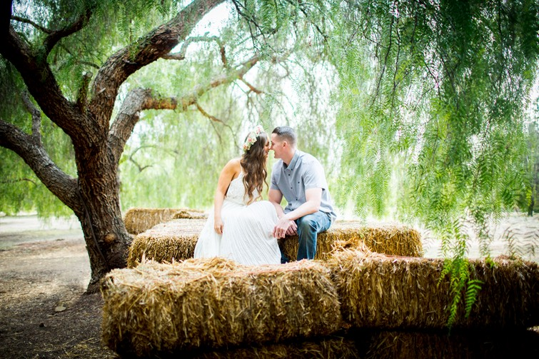 Engagement Bales